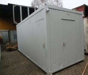Gebrauchte Container – NeKa Container